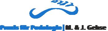 Logo Praxis für Podologie M. & J. Gehse, Bergheim-Quadrath